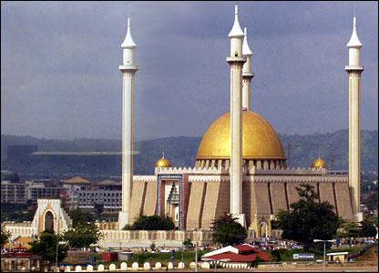 masjid abuja, nigeria
