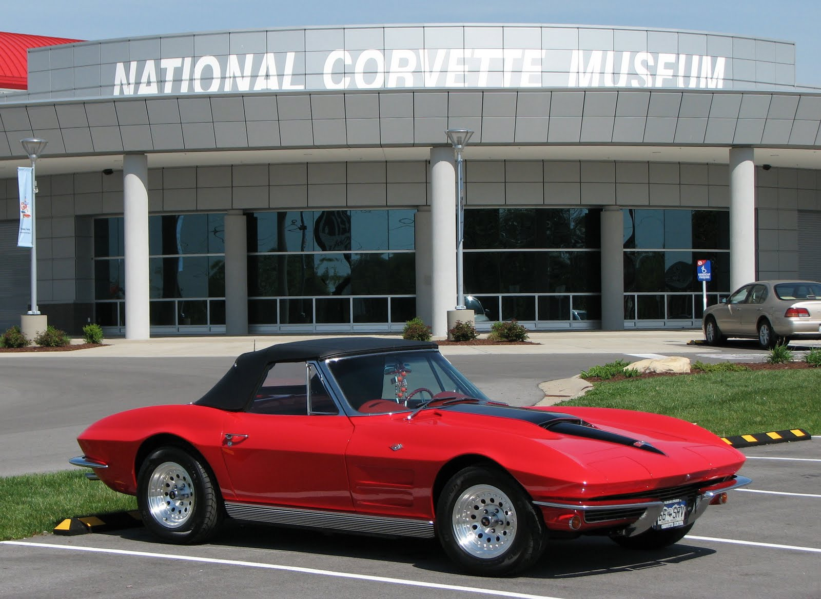 1963 corvette road trip corvette museum and gm plant in kentucky. Cars Review. Best American Auto & Cars Review
