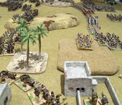 Du WAB en 15mm: Egyptiens contre Assyriens (c'est bien joli aussi à cette échelle) 100_1584