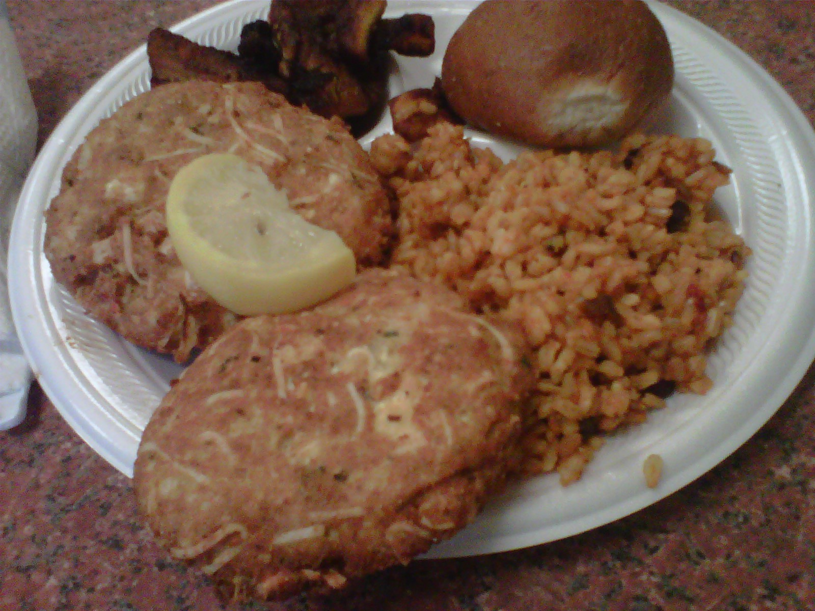 Mrs Friday S Crab Cakes Review