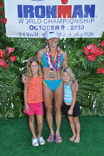 girls Interview With Ironman Kristin White