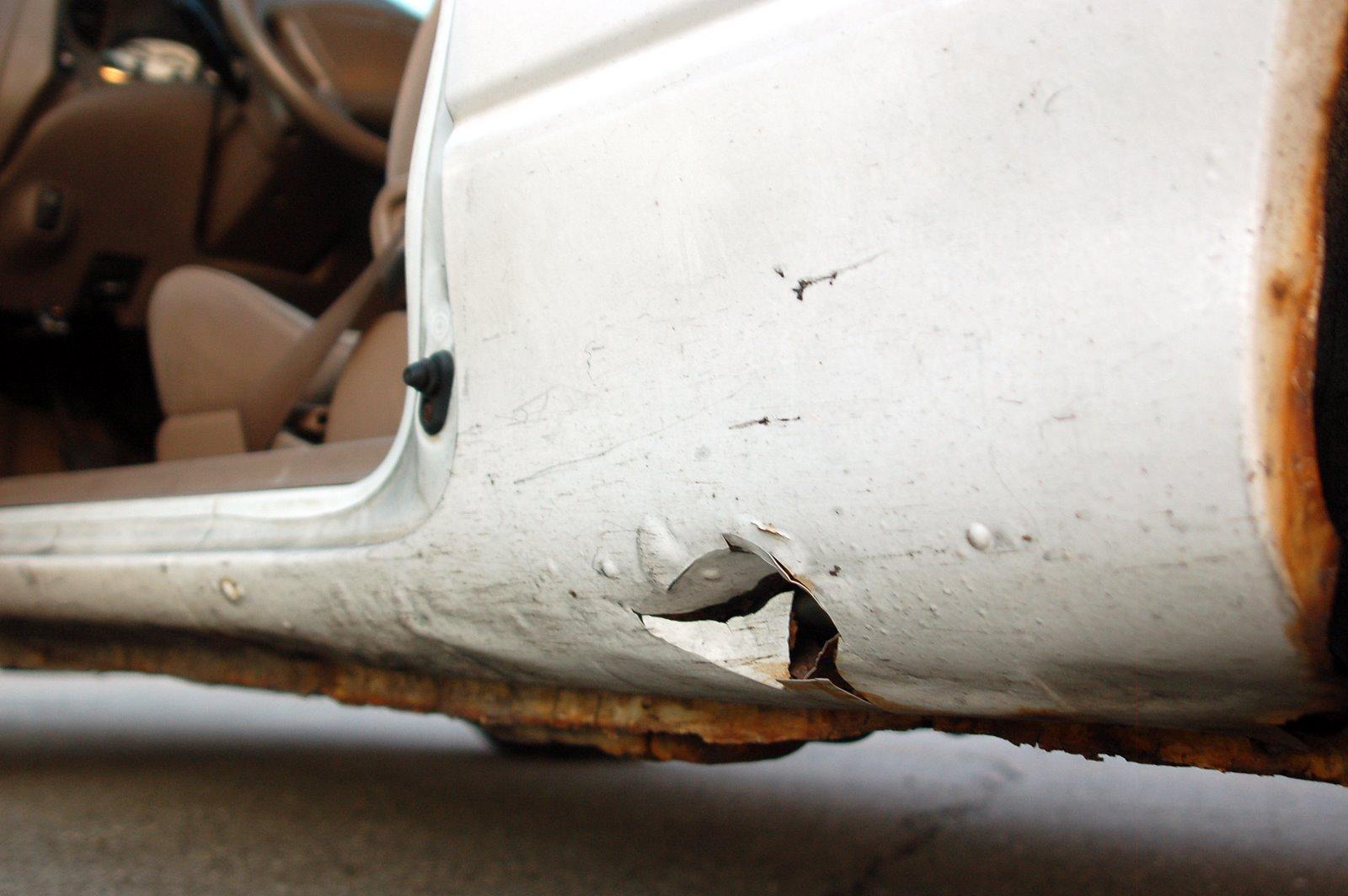Rust Repair: Zx2 Rust Repair