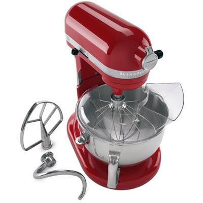 kitchen aid 6 quart stand mixer