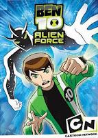 Filme Poster Ben 10: Força Alienígena 1ª Temporada Completa TVRip XviD Dublado