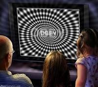 Televisione, controllo mentale, propaganda