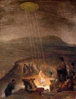 battesimo di cristo, oopart