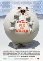 the yes men fix the world, locandina