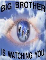 grande fratello, orwell