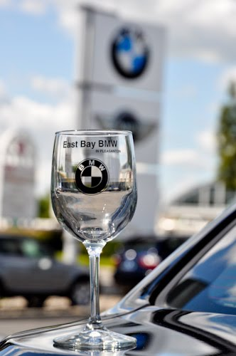 Location: East Bay BMW Wine Glass: $15 each. RSVP: 925-251-7061
