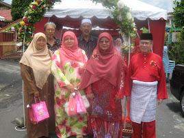 Di Hari Perkahwinan