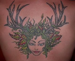 Neopagan ink february 2009 for Neo pagan tattoos
