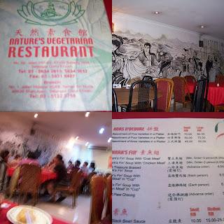Nature S Vegetarian Restaurant Subang Jaya