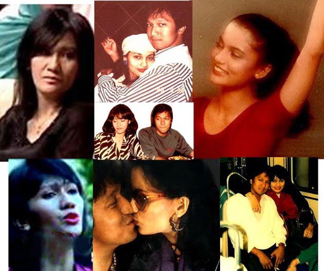 Benarkah Cinta Ikang Fawzi Terbagi untuk Dua Perempuan, Christine Panjaitan dan Marissa Haque?