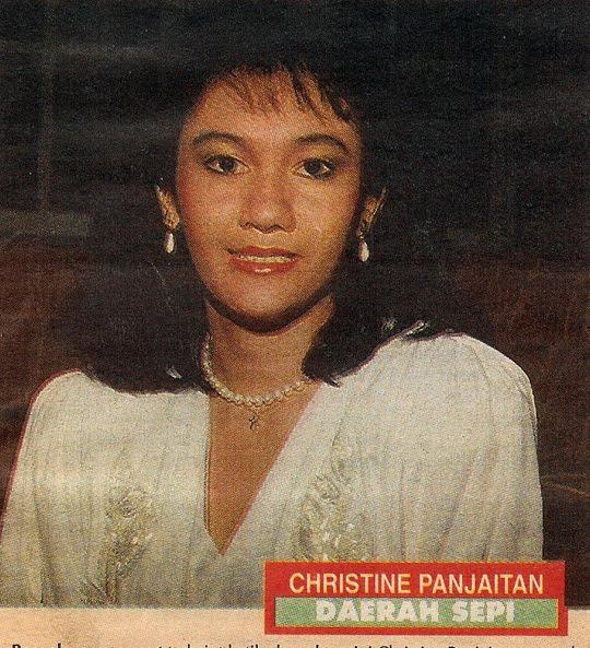 Didaerah Christine Panjaitan Stress Ingat Ikang Fawzi Selalu