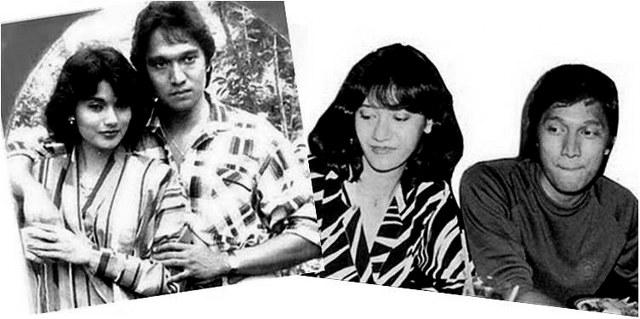 Lagu Kau, DIa, dan Aku oleh Rinto Harahap, untuk Christine Panjaitan, Ikang Fawzi, Marissa Haque