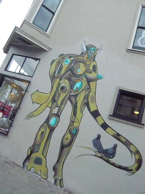 haight street art