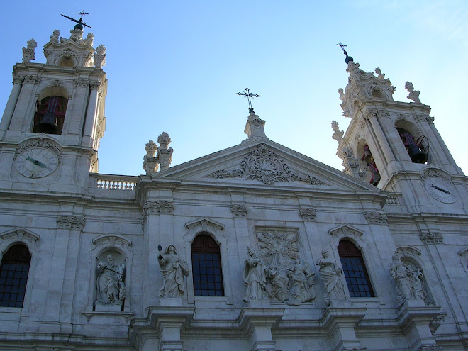 estrela baptisada na basilica da estrela...
