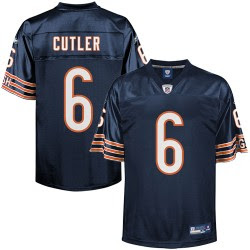 Purchase Your Jay Cutler Jersey Today!