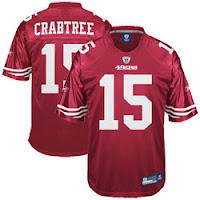 Purchase Your Michael Crabtree Jersey Today!