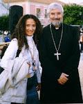 Agnese Ginocchio e Vescovo Bregantini