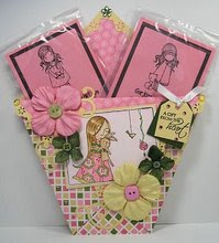 Carole's Gorjuss Girls Candy