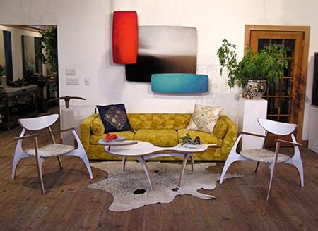 Modern Living Room Sets on Modern Furniture Set Mid Century Modern Living Room Jpg
