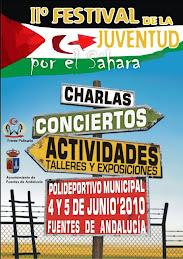 FESTIVAL DE LA JUVENTUD FUENTES DE ANDALUCÍA