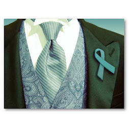 Ovarian Cancer Blue Ribbon