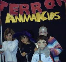 Escenografia del terror