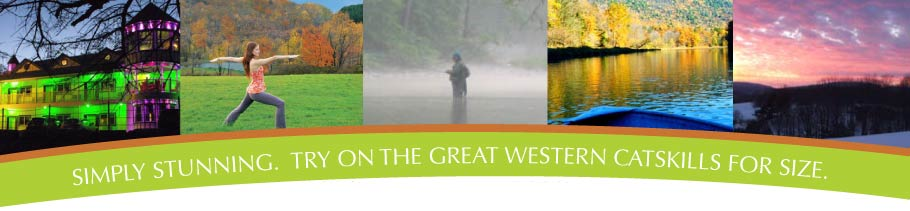 The Great Western Catskills - rockin' the mountain scene in upstate New York