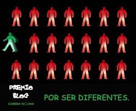Premio por ser diferentes