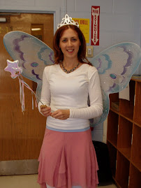The Fairy Princess Science Teacher