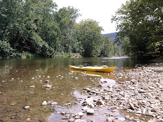Cowpasture river kayaking