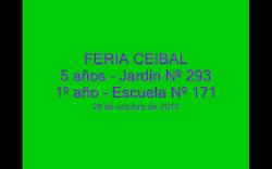 FERIA CEIBAL - OCTUBRE 2010