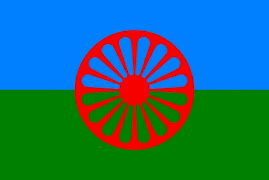 FLAG OF THE RrOMA