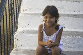 GYPSY GIRL, ALBANIA