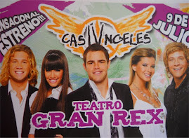 Pronto llega Casi Angeles al Gran Rex, te lo vas a perder?