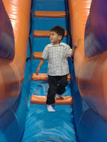 inflatablezone bouncy