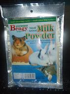 susu untuk anak arnab