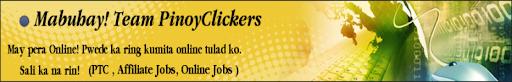 Mabuhay! Team PinoyClickers