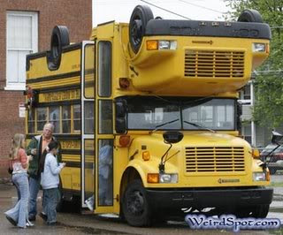 that bus school is cool