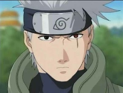 hatake kakashi without mask