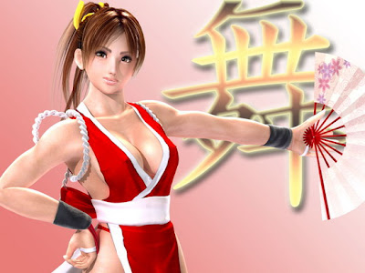 fatal fury fighter hot girl wallpaper3