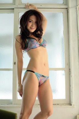 Haruna Yabuki sexy photo