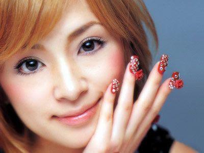 Ayumi Hamasaki fine art
