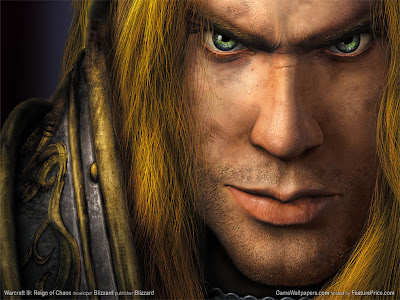 wallpaper game warcraft 3 reign of chaos collection