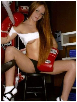 sexy boxer hot girl wallpaper