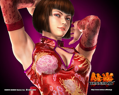 tekken tag tournament 5 wallpaper
