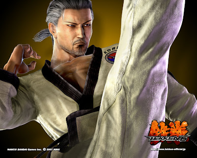 tekken tournament 5 game wallpaper new character