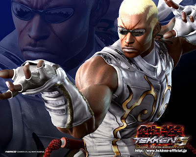 game wallpaper tekken tag tournament 6 review